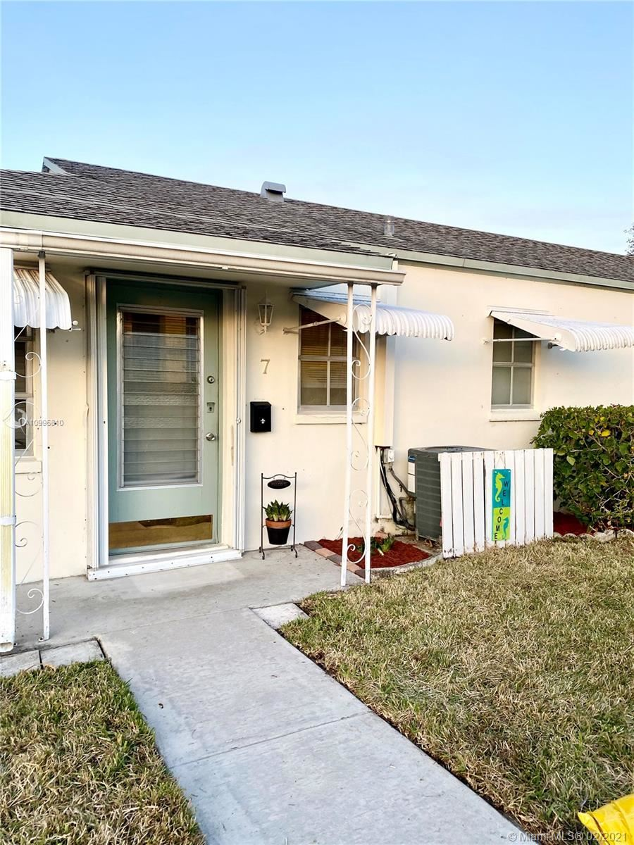 3177 S Meridian Way #7, Palm Beach Gardens, FL 33410 - #: A10995810