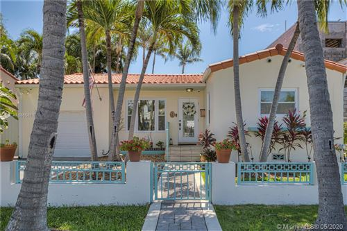 Photo of 9265 Dickens Ave, Surfside, FL 33154 (MLS # A10865811)
