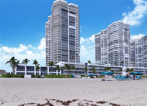 Photo of 16425 Collins Ave #2315, Sunny Isles Beach, FL 33160 (MLS # A10995811)