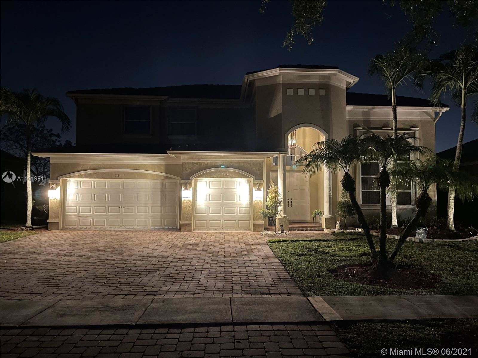 2211 SW 129th Ave, Miramar, FL 33027 - #: A11019811