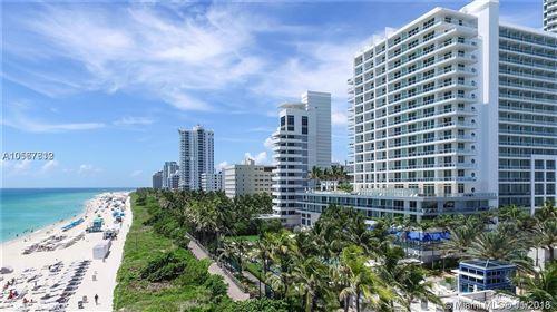 Photo of 4391 Collins Ave #302, Miami Beach, FL 33140 (MLS # A10567812)