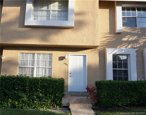 Photo of Listing MLS a10726812 in 7004 Woodmont Ave Tamarac FL 33321