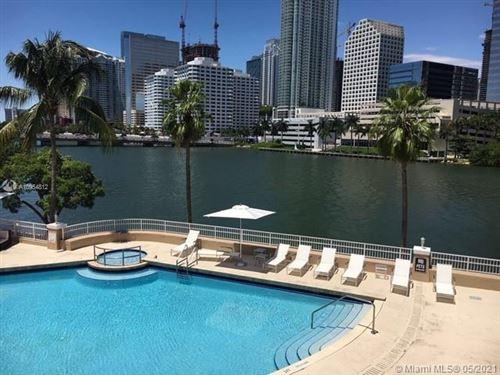 Photo of 701 Brickell Key Blvd #604, Miami, FL 33131 (MLS # A10954812)