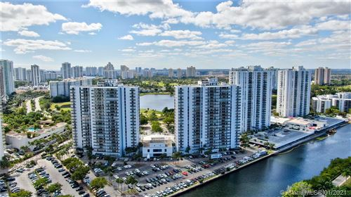 Photo of 3701 N Country Club Dr #209, Aventura, FL 33180 (MLS # A10986812)