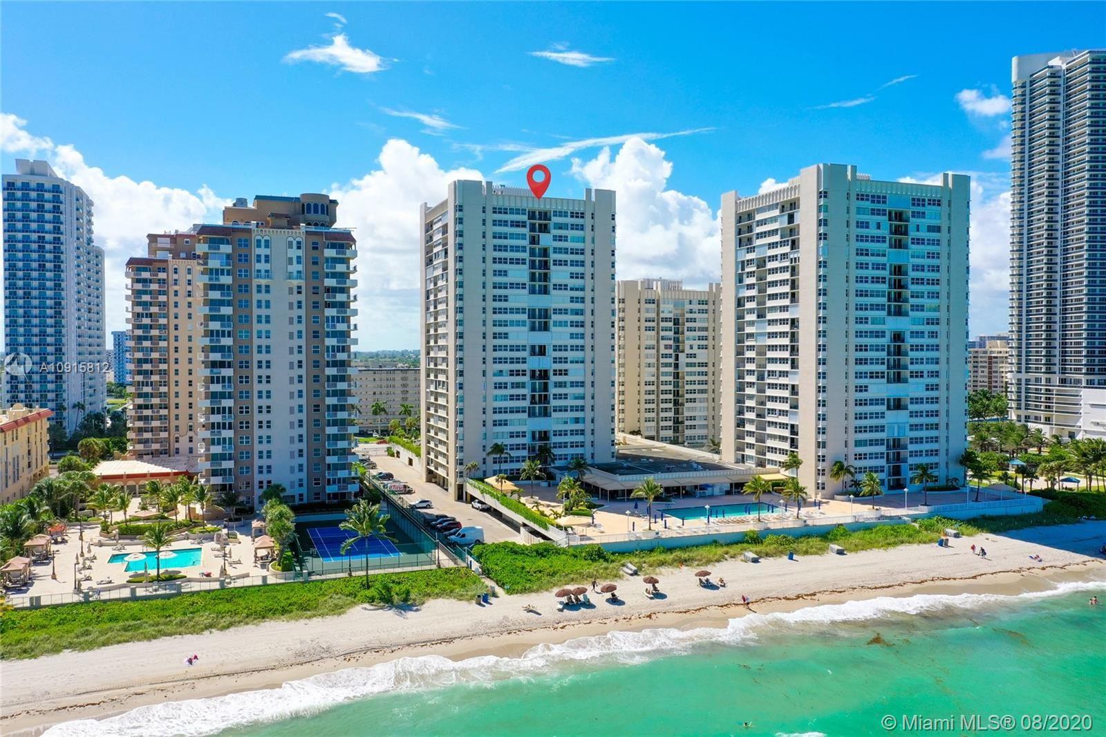 1904 S Ocean Dr #1505, Hallandale Beach, FL 33009 - #: A10915812