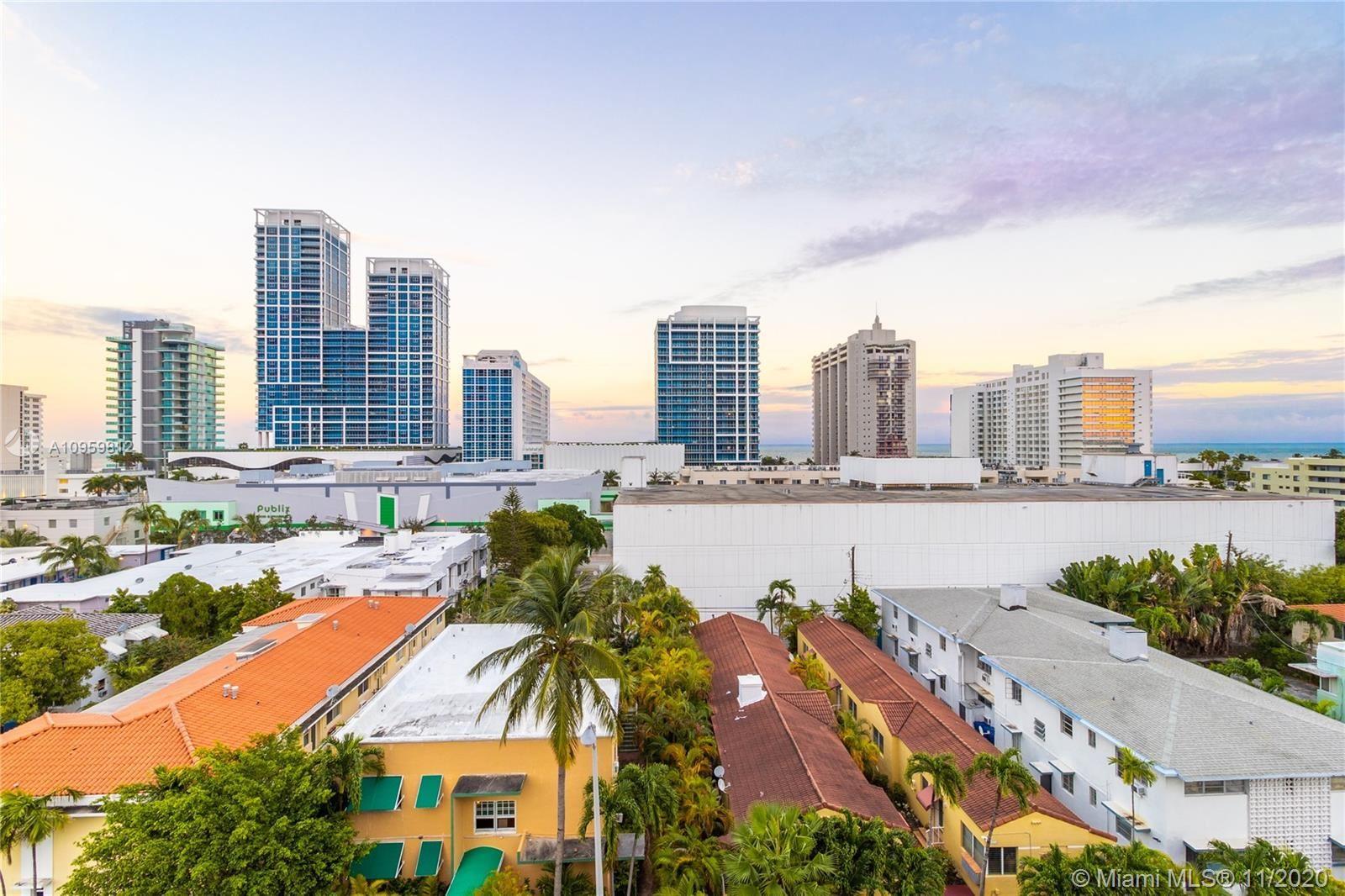 6801 Indian Creek Dr #803, Miami Beach, FL 33141 - #: A10959812