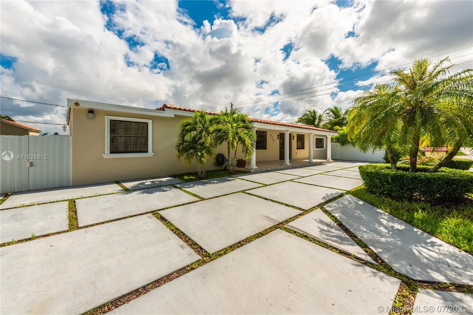 Photo of 6401 SW 33rd St, Miami, FL 33155 (MLS # A11025812)