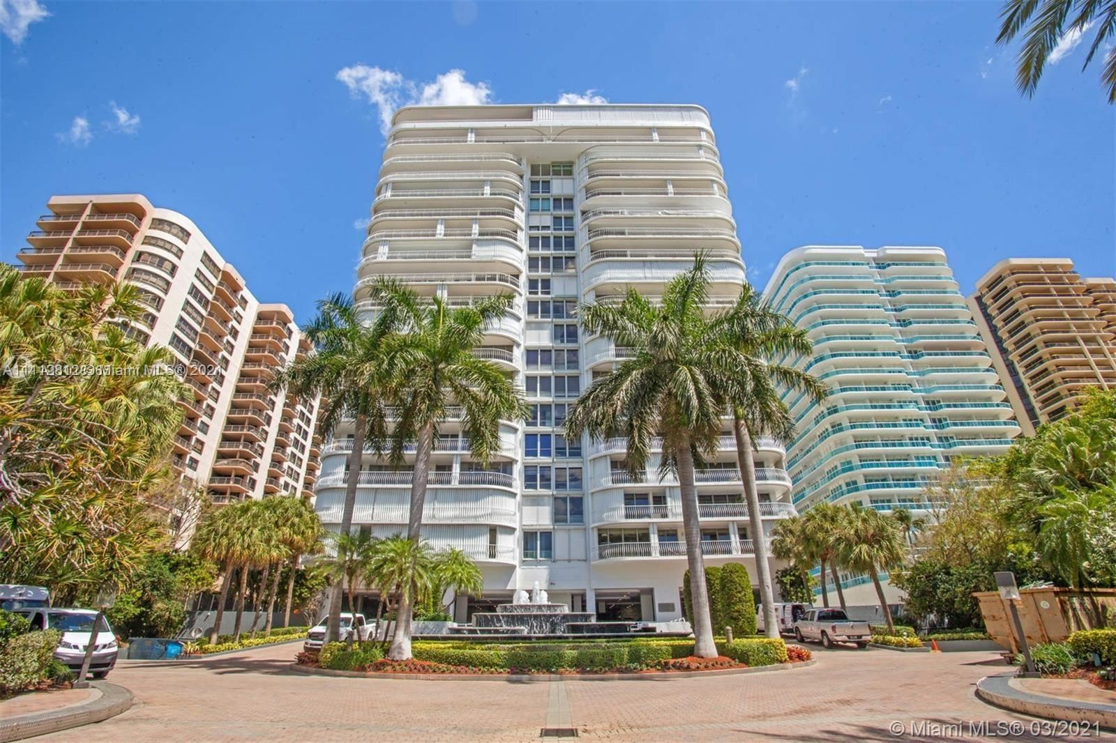 Photo of 10155 Collins Ave #806, Bal Harbour, FL 33154 (MLS # A11112812)
