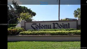 Photo of 1000 Colony Point Cir #505, Pembroke Pines, FL 33026 (MLS # A10569813)