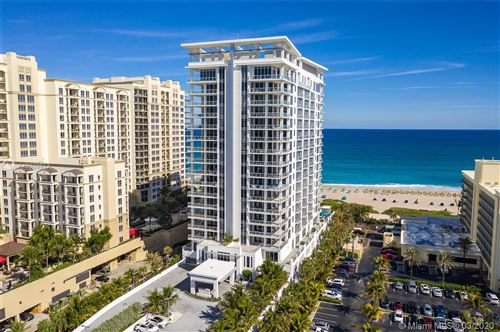 Photo of 3730 N Ocean Dr #11C, Riviera Beach, FL 33404 (MLS # A10820813)