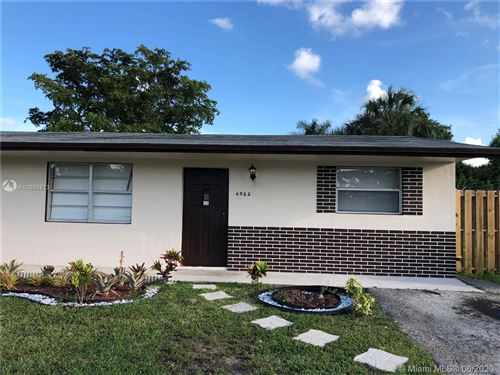 Photo of 6920 SW 15th St, North Lauderdale, FL 33068 (MLS # A10868813)