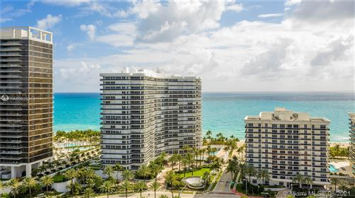 Photo of 9601 Collins #902, Bal Harbour, FL 33154 (MLS # A10926813)