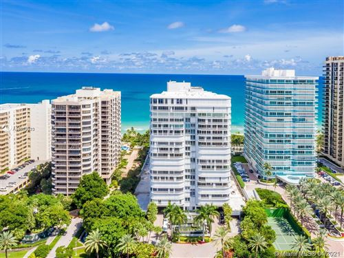 Photo of 10155 Collins Ave #1607, Bal Harbour, FL 33154 (MLS # A11019813)