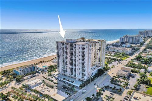 Photo of 101 Briny Ave #2805, Pompano Beach, FL 33062 (MLS # A11115813)