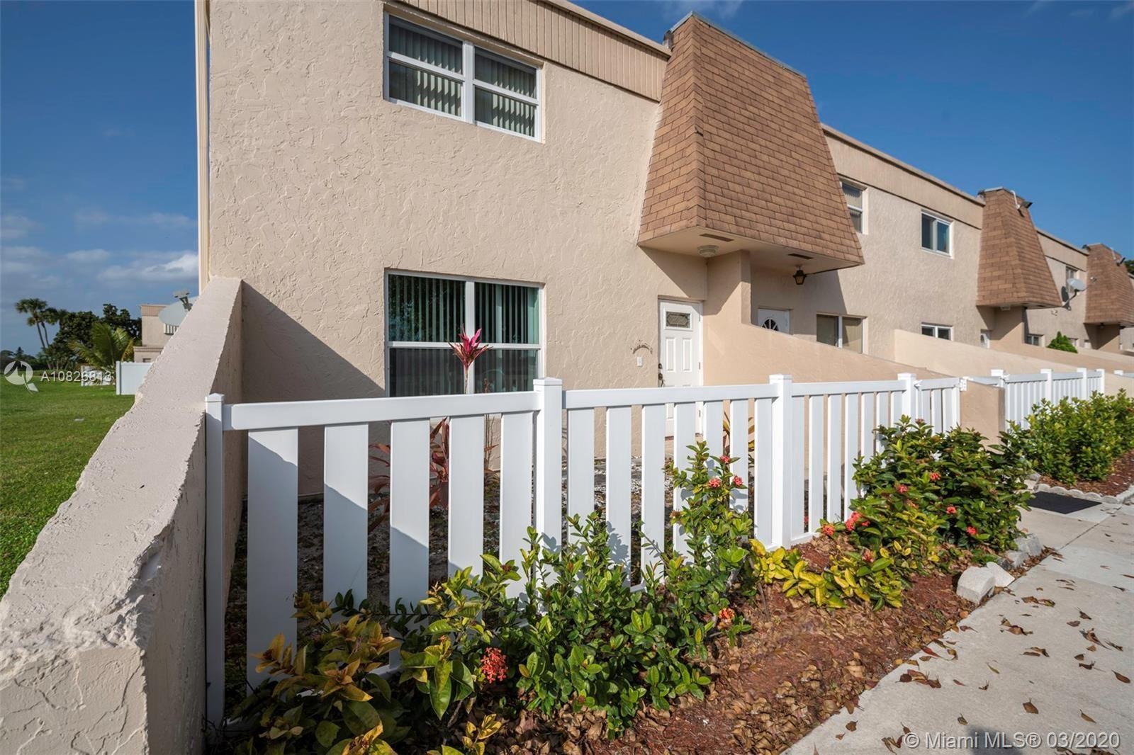 8095 Margate Boulevard #A, Margate, FL 33063 - #: A10826813