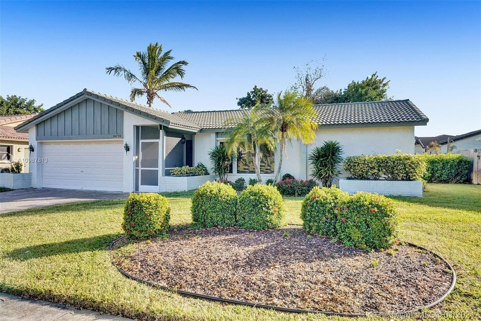 9678 NW 28th Pl, Coral Springs, FL 33065 - #: A10987813