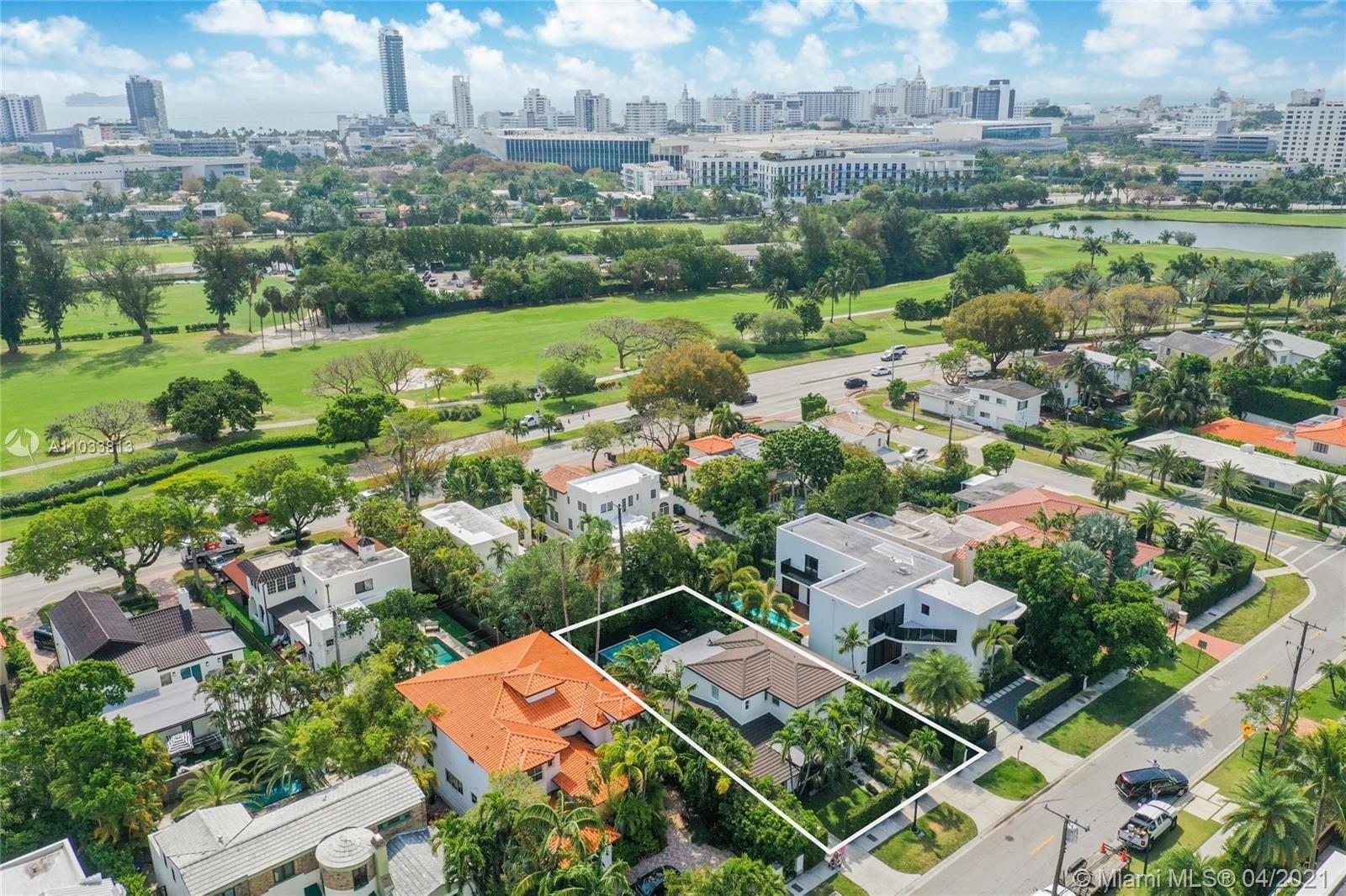 Photo of 2135 N Bay Rd, Miami Beach, FL 33140 (MLS # A11033813)