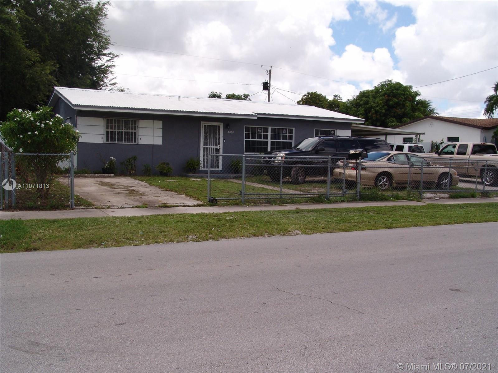 3850 NW 171st St, Miami Gardens, FL 33055 - #: A11071813