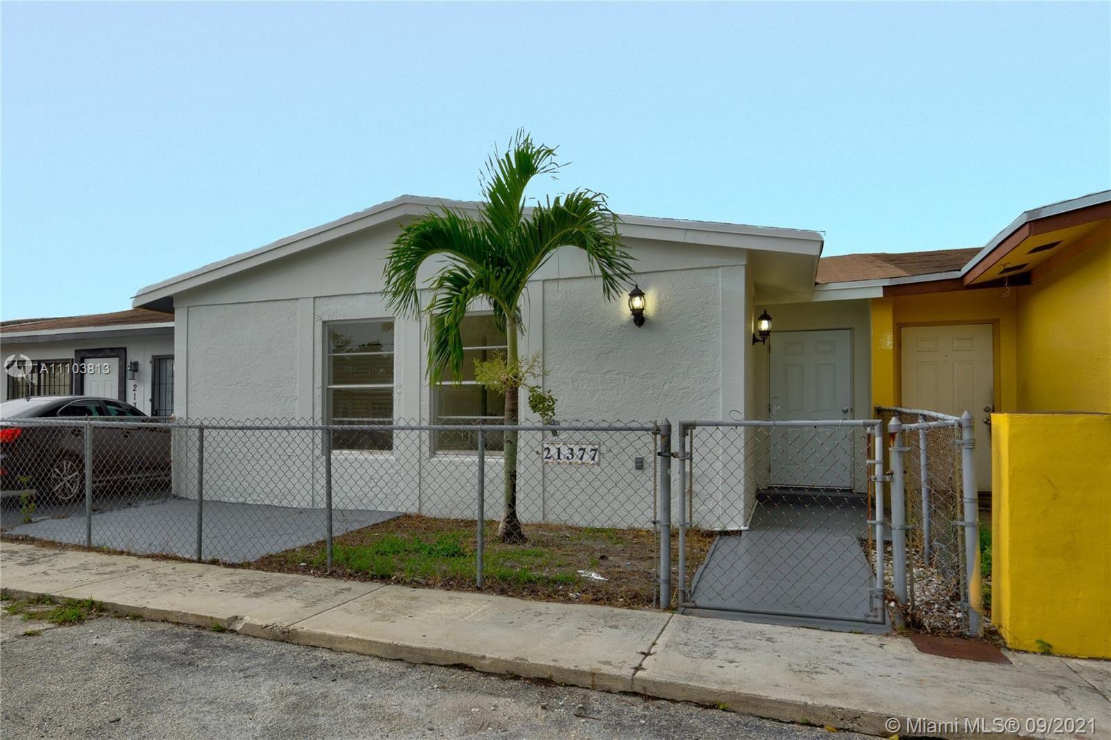 21377 NW 39th Ave, Miami Gardens, FL 33055 - #: A11103813