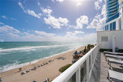 Photo of 15811 Collins Ave #3704, Sunny Isles Beach, FL 33160 (MLS # A10804814)