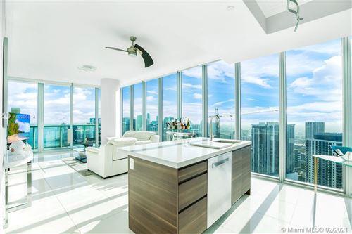 Photo of 888 Biscayne Blvd #5301, Miami, FL 33132 (MLS # A10996814)