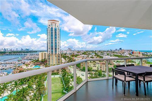 Photo of 1000 S Pointe Dr #1508, Miami Beach, FL 33139 (MLS # A11066814)