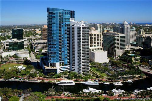 Photo of 333 Las Olas Way #2904, Fort Lauderdale, FL 33301 (MLS # A11078814)