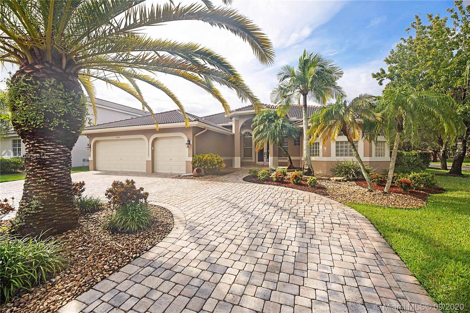 4929 Kensington Cir, Coral Springs, FL 33076 - #: A10926814