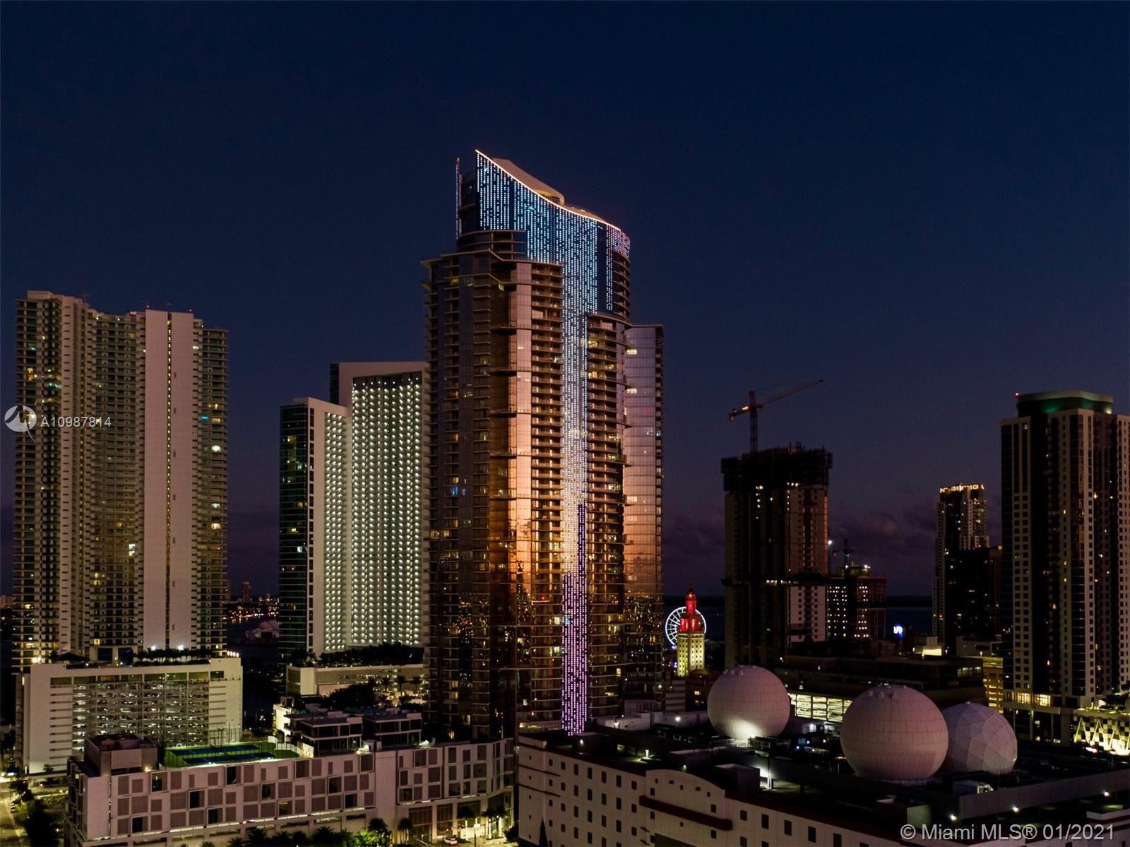 851 NE 1st Ave #1911, Miami, FL 33132 - #: A10987814