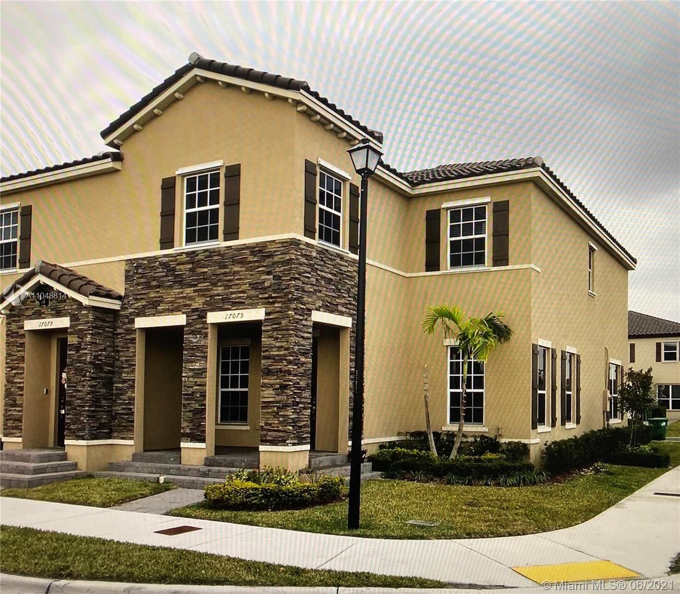 17075 SW 96th St #17075, Miami, FL 33196 - #: A11048814