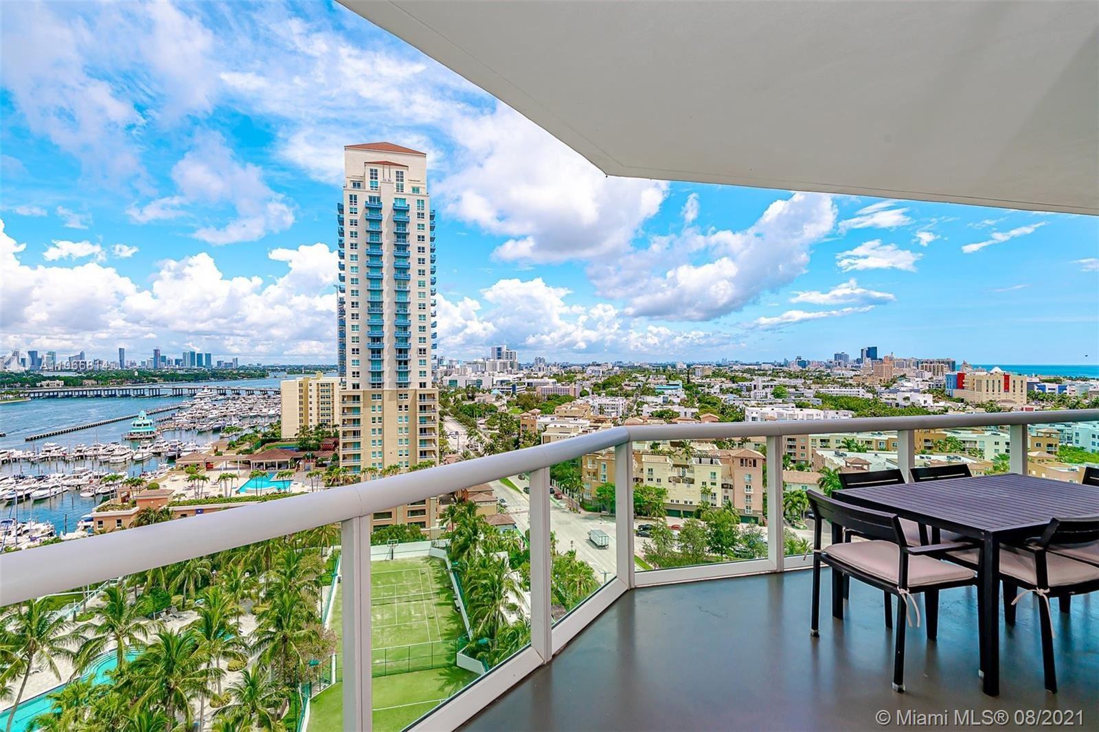 1000 S Pointe Dr #1508, Miami Beach, FL 33139 - #: A11066814