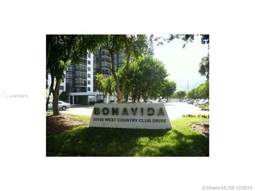 Photo of 20100 W COUNTRY CLUB DR #806, Aventura, FL 33180 (MLS # A10782815)