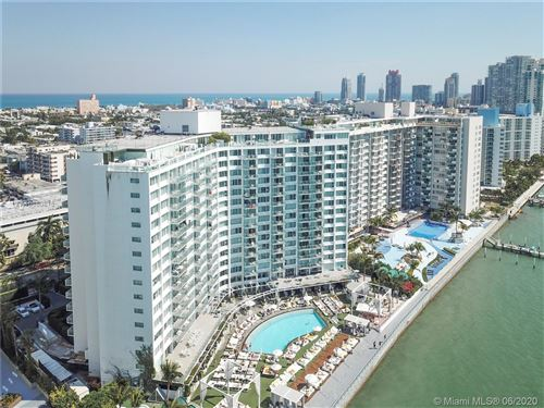 Photo of 1100 West Ave #711, Miami Beach, FL 33139 (MLS # A10868815)