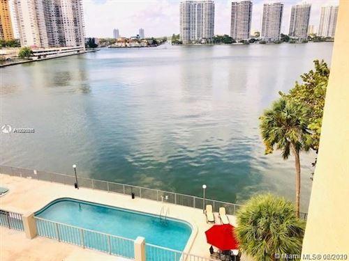 Photo of 17600 N Bay Rd #N608, Sunny Isles Beach, FL 33160 (MLS # A10880815)