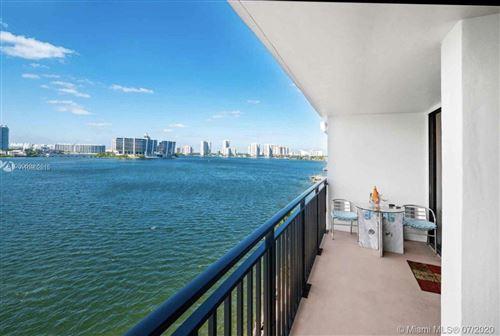 Photo of 17720 N Bay Rd #705, Sunny Isles Beach, FL 33160 (MLS # A10902815)