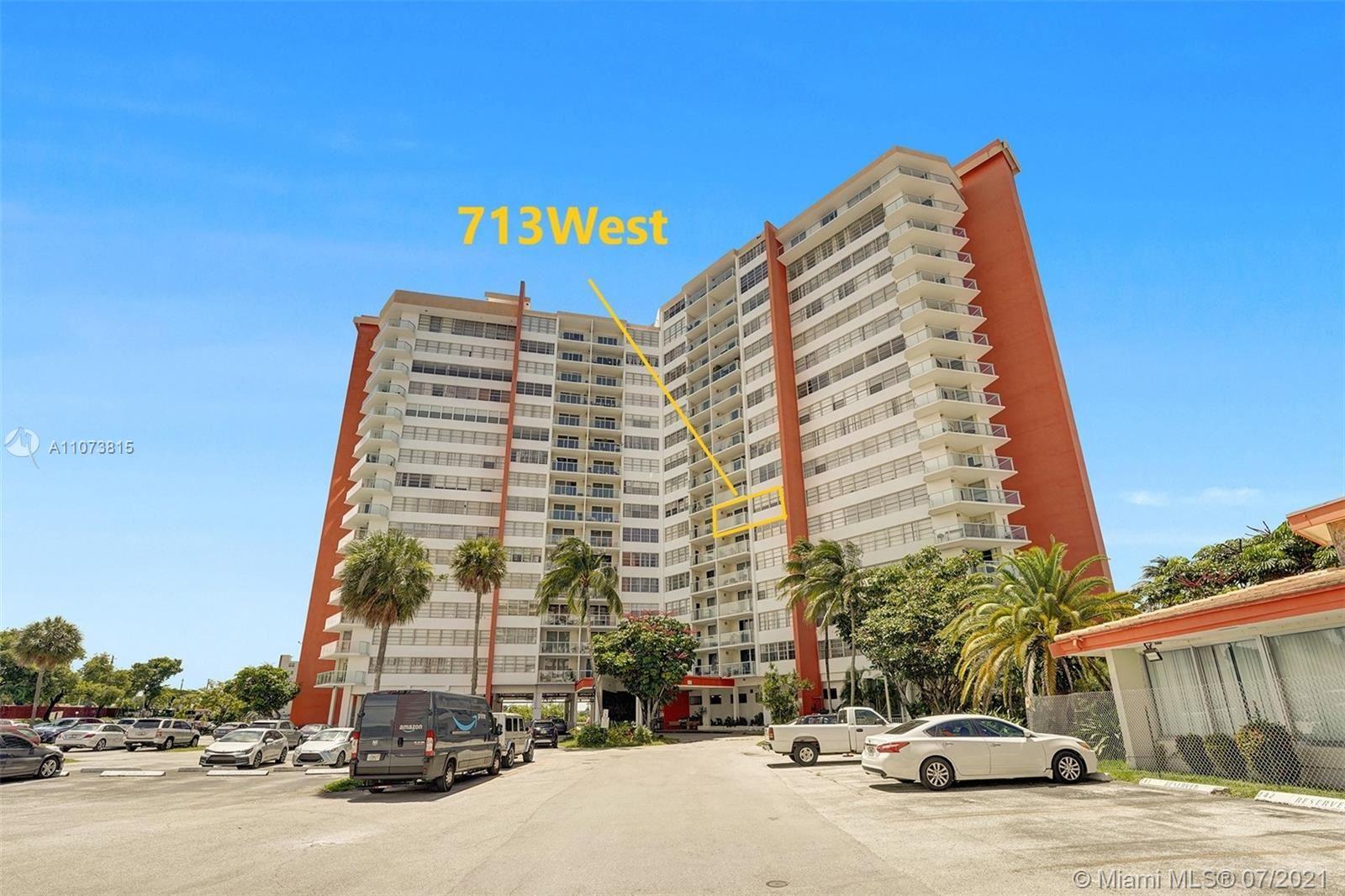 1301 NE Miami Gardens Dr #713W, Miami, FL 33179 - #: A11073815