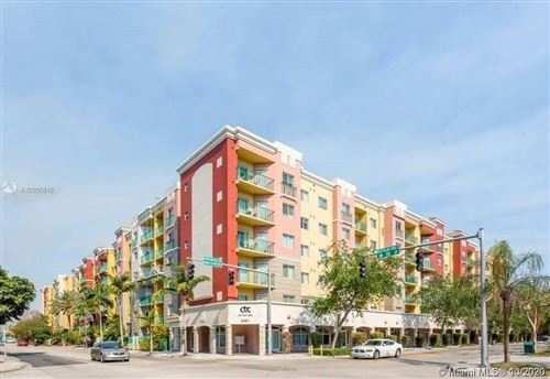 Photo of 6001 SW 70th St #632, South Miami, FL 33143 (MLS # A10950816)