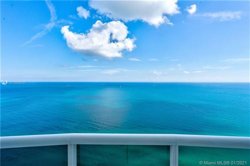 Photo of 15811 Collins Ave #3801, Sunny Isles Beach, FL 33160 (MLS # A10982816)