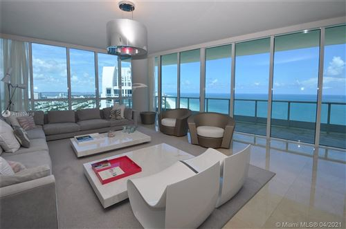 Photo of 100 S Pointe Dr #3606, Miami Beach, FL 33139 (MLS # A11024816)
