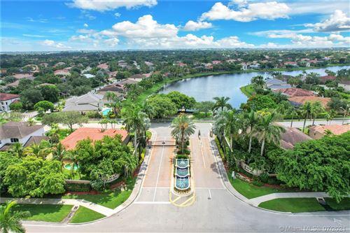 Photo of 15966 SW 5th St, Pembroke Pines, FL 33027 (MLS # A11077816)