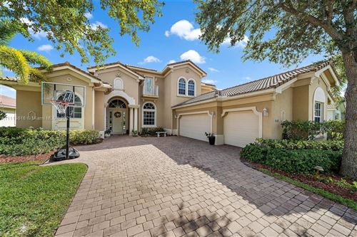 Photo of 11659 SW Aventino Dr, Port Saint Lucie, FL 34987 (MLS # A11113816)