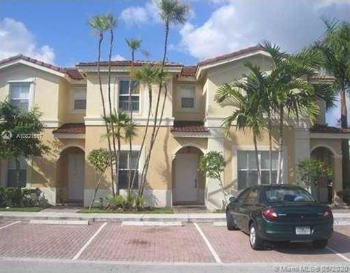 Photo of 12856 SW 30th St #123, Miramar, FL 33027 (MLS # A10821817)