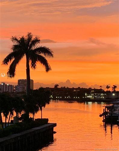 Photo of 17150 N Bay Rd #2108, Sunny Isles Beach, FL 33160 (MLS # A11020817)