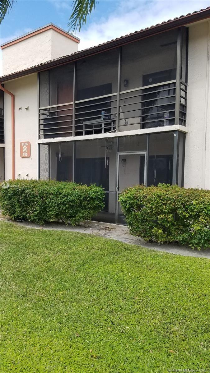 855 NE 209th St #102-34, Miami, FL 33179 - #: A10842817