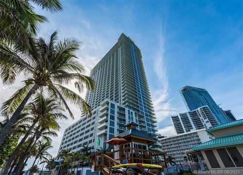 Photo of 16699 Collins Ave #1507, Sunny Isles Beach, FL 33160 (MLS # A10590818)