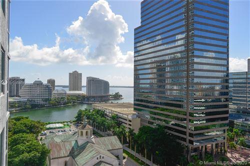 Photo of 500 Brickell Ave #1604, Miami, FL 33131 (MLS # A10928818)