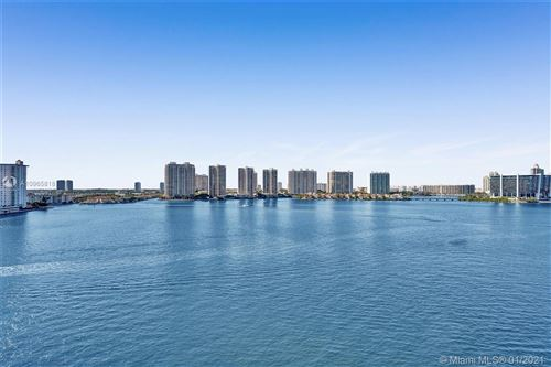 Photo of 17720 N Bay Rd #1104, Sunny Isles Beach, FL 33160 (MLS # A10965818)