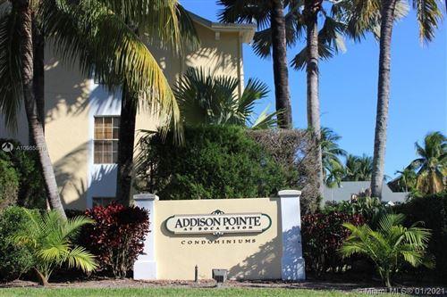 Photo of 6284 La Costa Dr #C, Boca Raton, FL 33433 (MLS # A10985818)