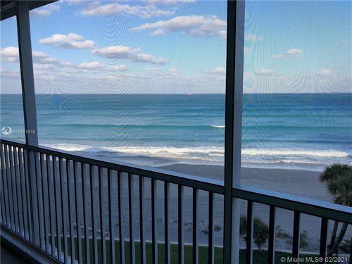 Photo of 250 Beach Rd #504, Tequesta, FL 33469 (MLS # A10991818)