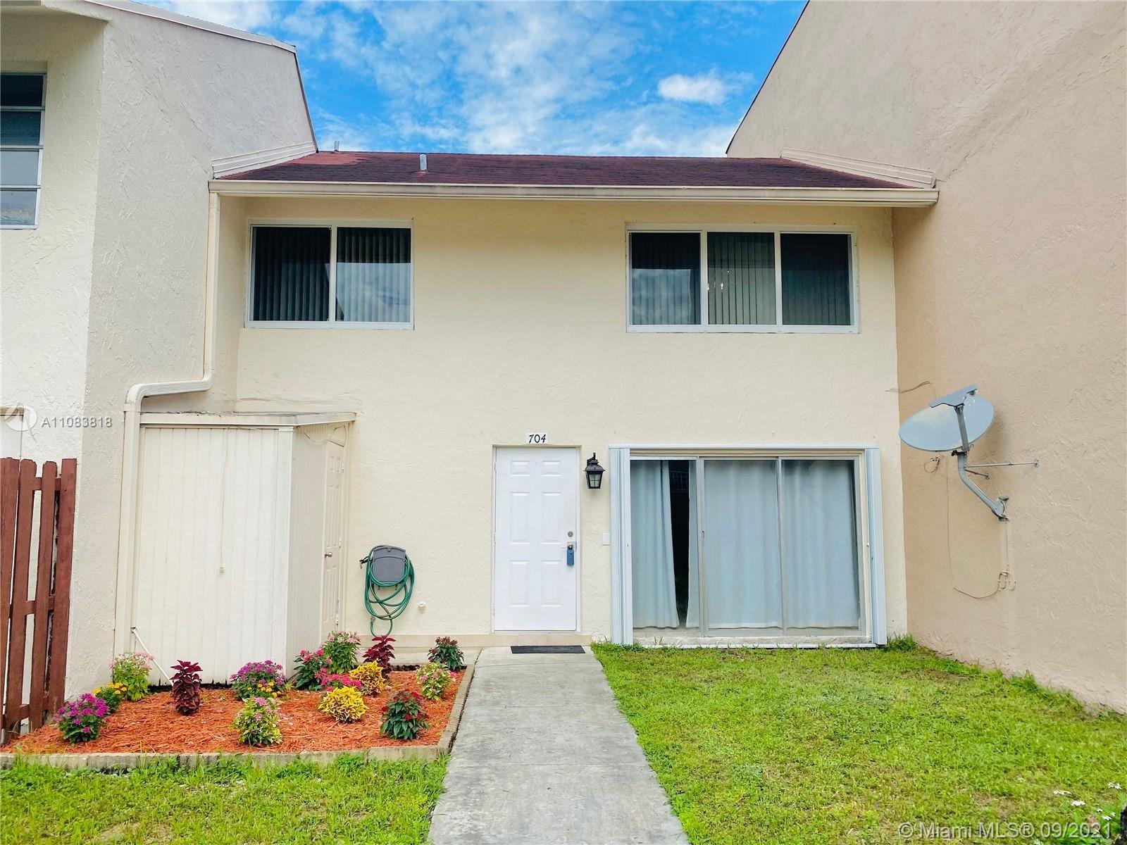 8400 SW 154th Circle Ct #704, Miami, FL 33193 - #: A11083818